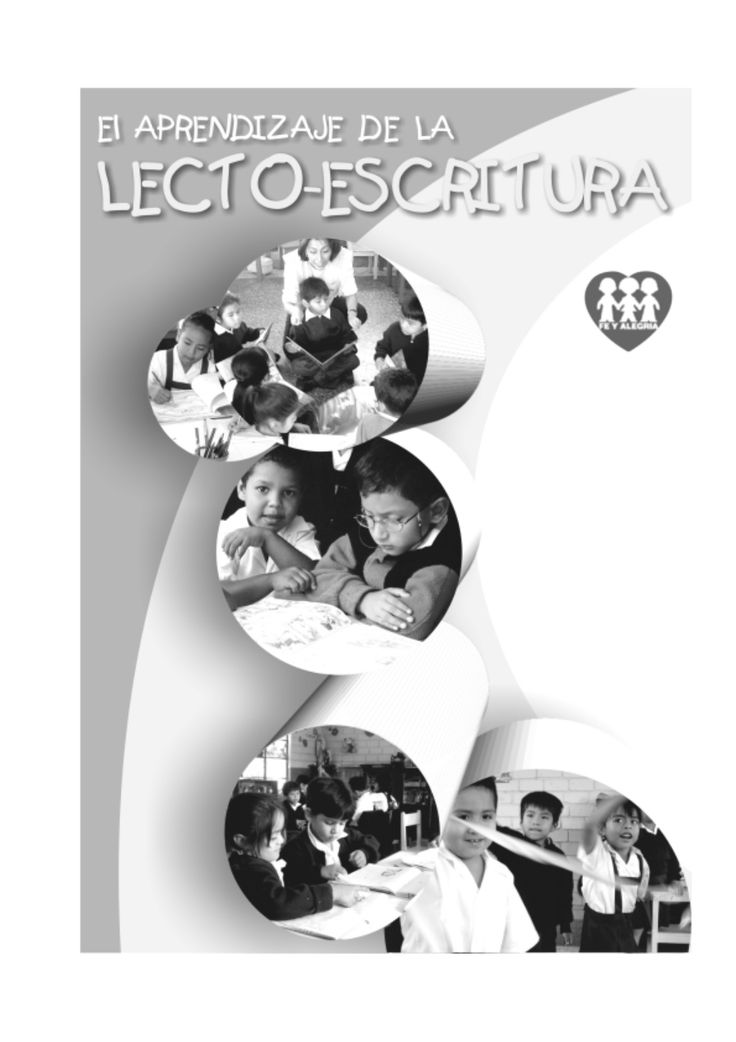 Aprendizaje lectoescritura by Verónica Rivera via slideshare