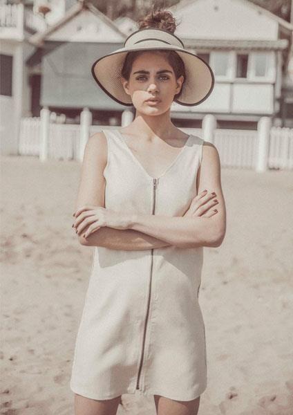 Vestido seda rústica estilo boho chic #uohop #uohopshop #lentejitadesign #slowfashion #ethicalfashion #handmade #vestidoseda #silkdress #vintage