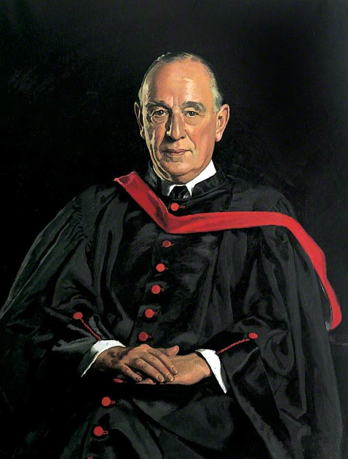 Sir William Stewart Duke-Elder (1898–1978), GCVO, MD, DSc, FACS, FRCS, FRCP, FRS