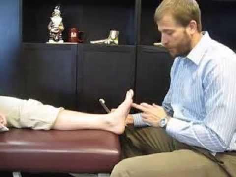 Plantar Fasciitis Treatment With Graston Technique