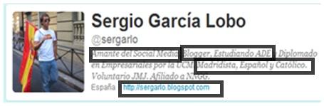 Cómo hacer una buena biografía en #Twitter | El Rincón de Sergarlo #RedesSociales #SocialMedia