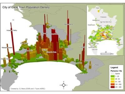 Problems of Cape Town's outlying townships demand strategies to densify the centre   Future Cape Town