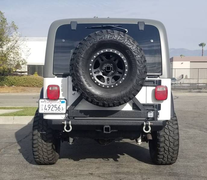 This 2005 Jeep Wrangler Unlimited is listed on Carsforsale.com for $20,900 in Montclair, CA. This vehicle includes Skid Plate(S), Front Air Conditioning, Front Air Conditioning - Automatic Climate Control, Front Air Conditioning Zones - Single, Center Console - Front Console With Storage, Power Steering, Steering Wheel - Tilt, Axle Ratio - 3.73, Limited Slip Differential - Rear, Locking Differential - Rear, Gauge - Tachometer, Clock, In-Dash Cd - Single Disc, Radio - Am/Fm, Front Fog Lig...