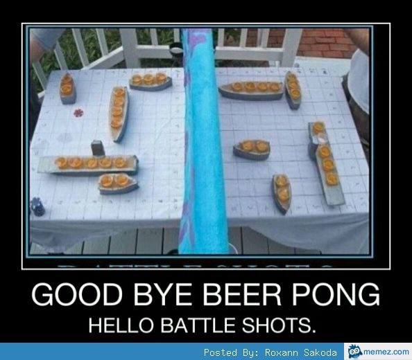 Battleshots. And if they don't drink... Something yummy like olive juice + ketchup + marshmallow
