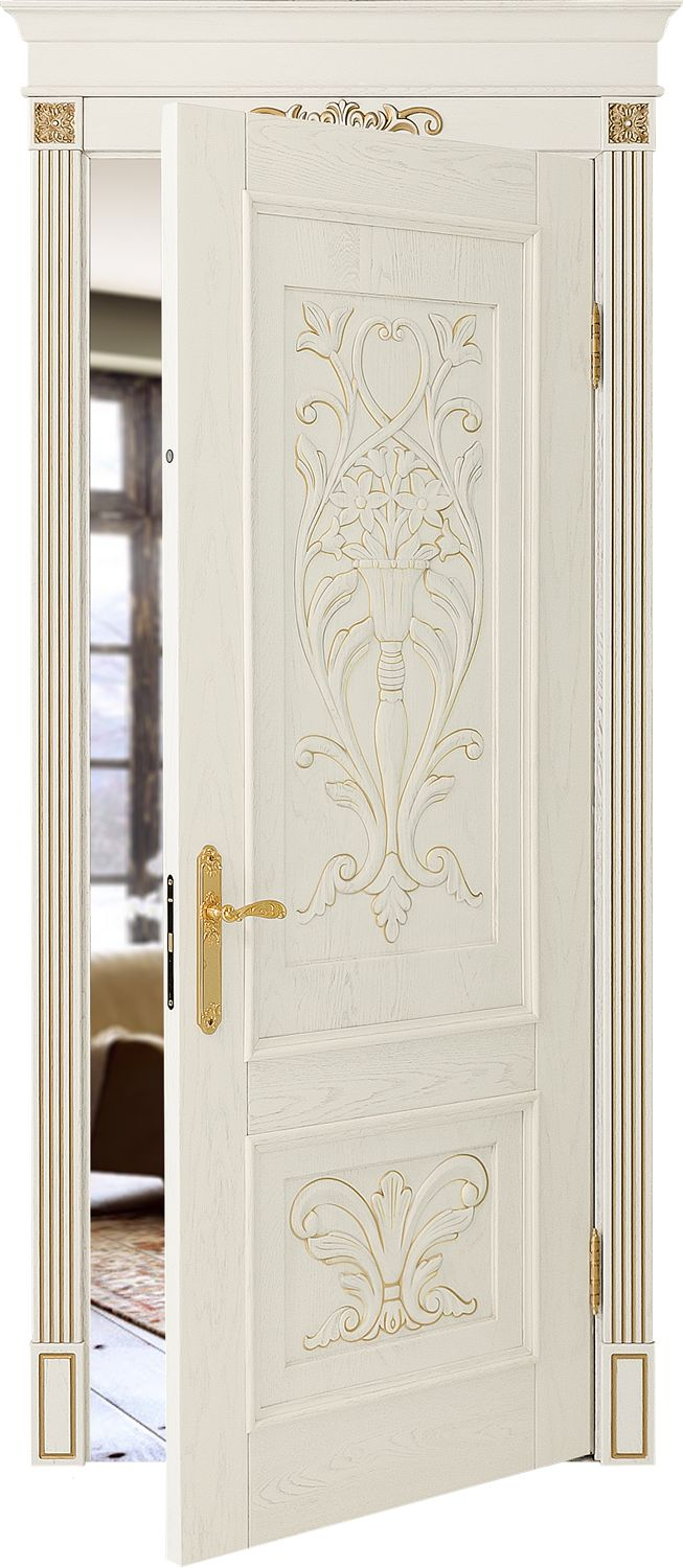 Beautiful interior door design