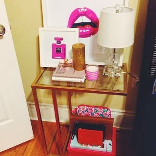 Chic on the cheap: bedside table Ikea hack