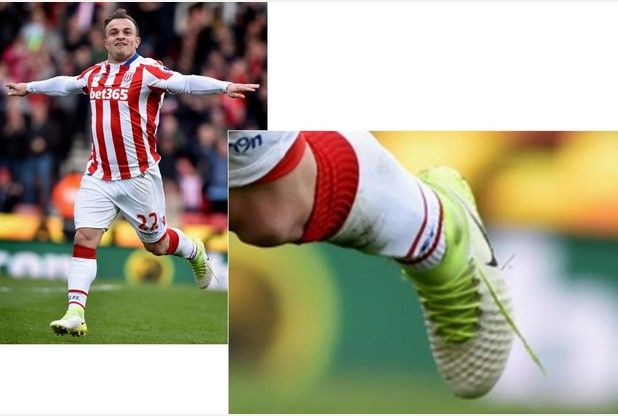 Did you notice this about Xherdan Shaqiri's latest wonder goal?