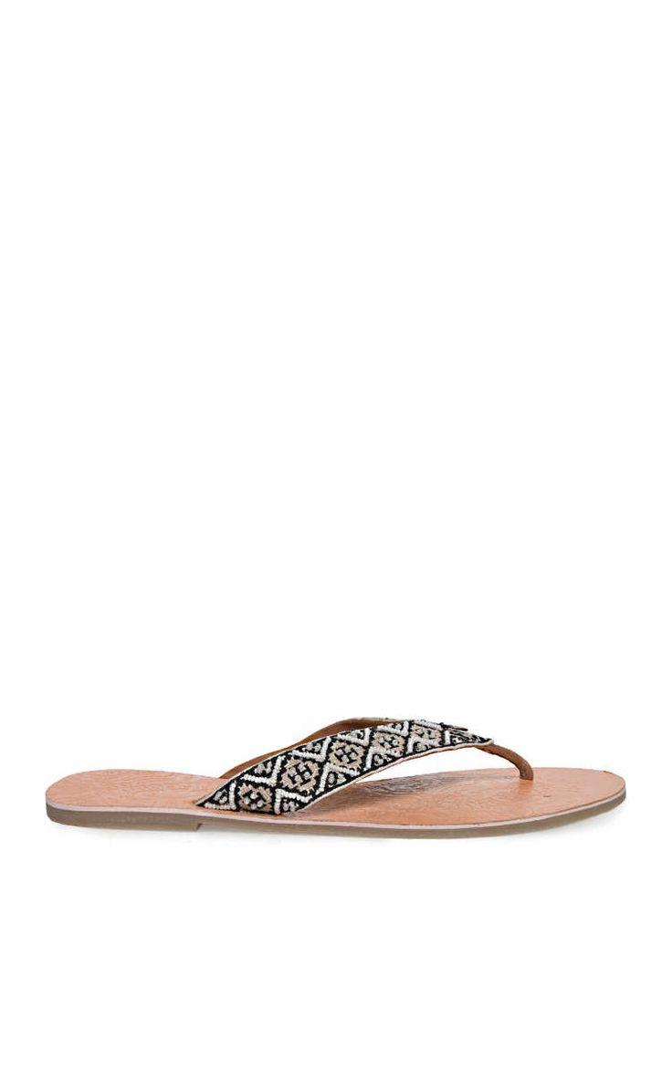 Flip Flop Toe Tem PORCELAIN - Odd Molly - Designers - Raglady