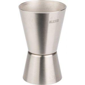 Alessi jigger Verkrijgbaar bij www.apssupply.nl  #cocktail #tools #bar #glas #mixology