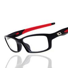 New Fashion Silicone Sport Glasses Men Women Optical Mirror Acetate Gamming Myopia Glasses Frame Eyeglasses lunette de vue femme(China (Mainland))
