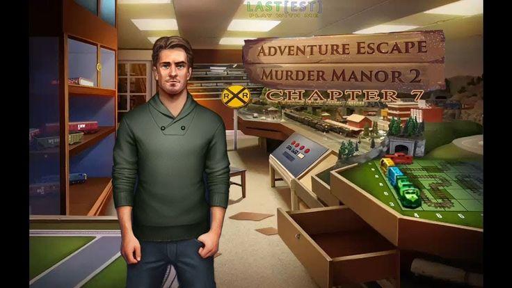 Adventure Escape: Murder Inn (Murder Manor 2) Chapter 07