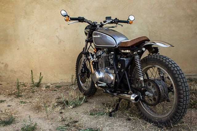 Cafe Racer Motorcycle Builders South Africa