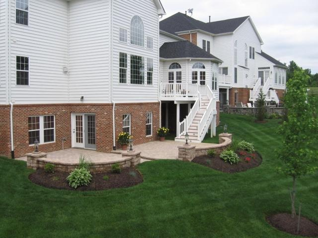 small decks patios small. Small Deck Large Patio Smaller Version Of This Decks Patios