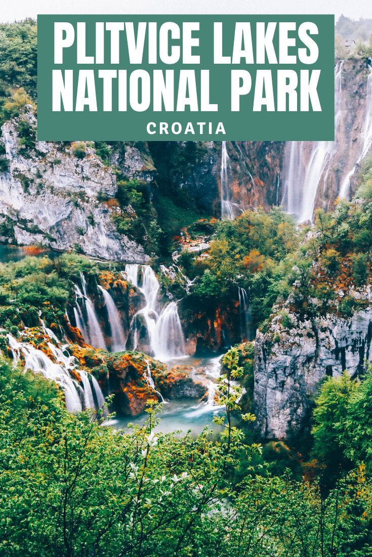 How To Get From Zagreb To Plitvice Lakes National Park Taverna Travels In 2020 Plitvice Lakes National Park Plitvice Lakes National Parks