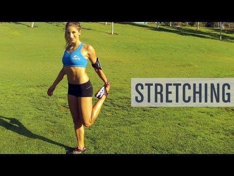Stretching: After Workout Stretches for Running and Workouts