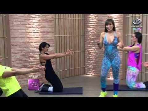 Você Bonita - Como ter pernas e bumbum de dar inveja (parte 1 - 07/11/13) - YouTube