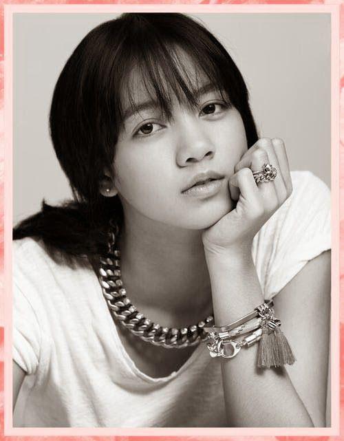 Lalisa Manoban Pink Punk YG Trainee Korean