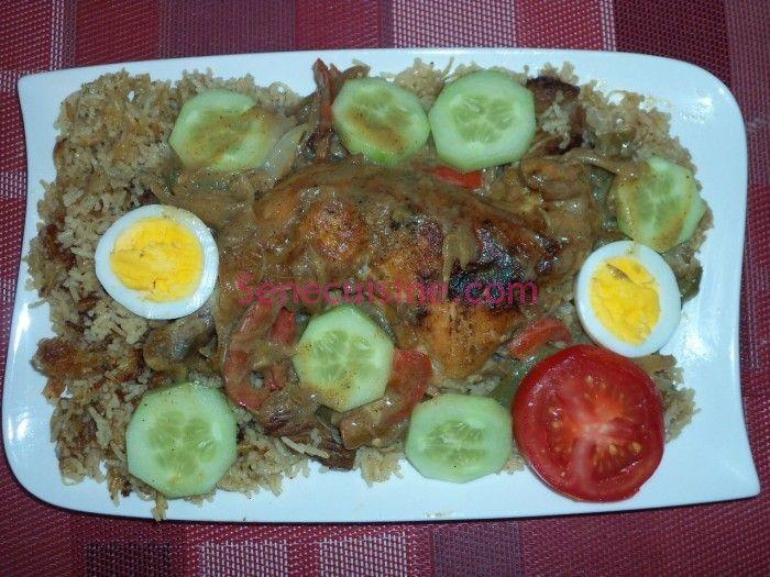 Cuisine Sénégalaise : Recette du Thiebou yapp aux vermicelle. via @senenews