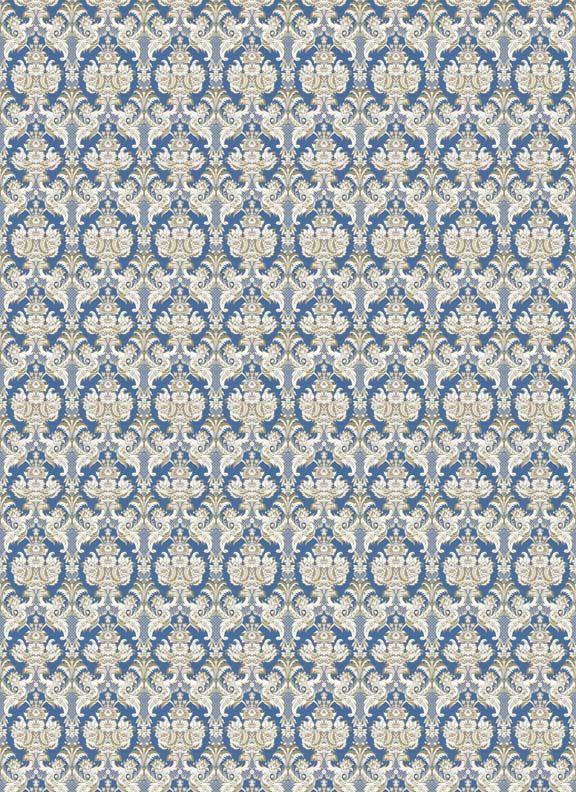 Download Dollhouse Wallpaper blue 2