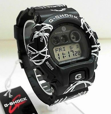 Graffiti Gshock special edition