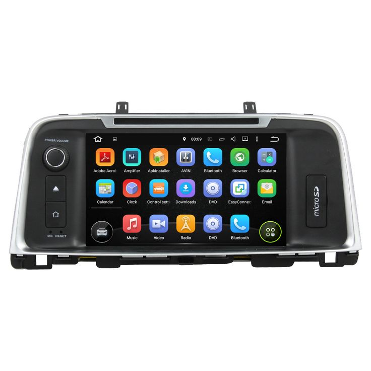 """8"""" Rockchip 3188 Cord core 1024*600 Android 5.1 Car DVD player for KIA K5/OPTIMA 2015 With 3G/WIFI Bluetooth IPOD TV USB AUX IN"""