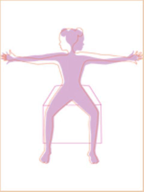 Mini-Workout: Drei Übungen, die den Nacken entspannen   BRIGITTE.de