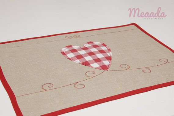 Pad plate original beautiful romantic by Meaada on Etsy
