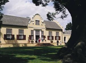 2. Natural Beauty  South Africa's scenic wonders are legendary. From Table Mountain to God's Window, our mountains, forests, coasts and deserts will feast your eye and lift your spirit…    The award-winning Vergelegen Wine Estate.