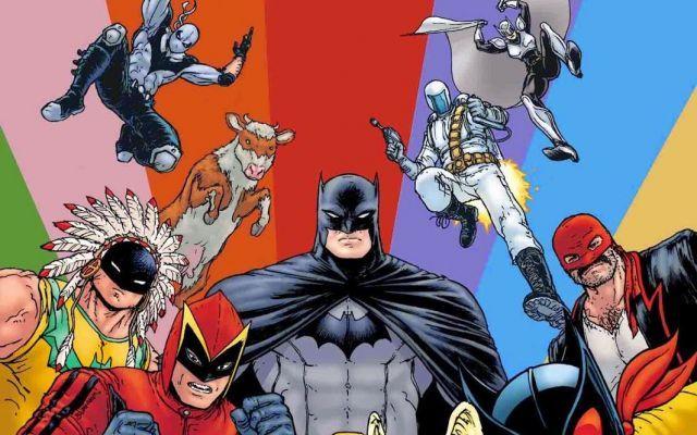 Ordine di lettura italiana per BATMAN INCORPORATED The New 52 #batmaninclioncomicsdc