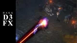 chris haga - Diablo III VFX