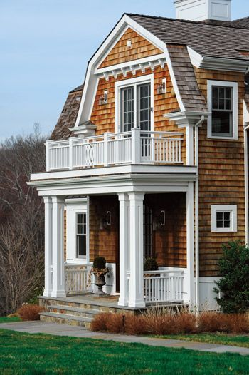 Pin By Inger Helen Bjor 248 Y On Dream Home Dutch Colonial
