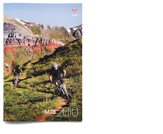Trek Bikes 2010 Mini Catalog -- Mountain