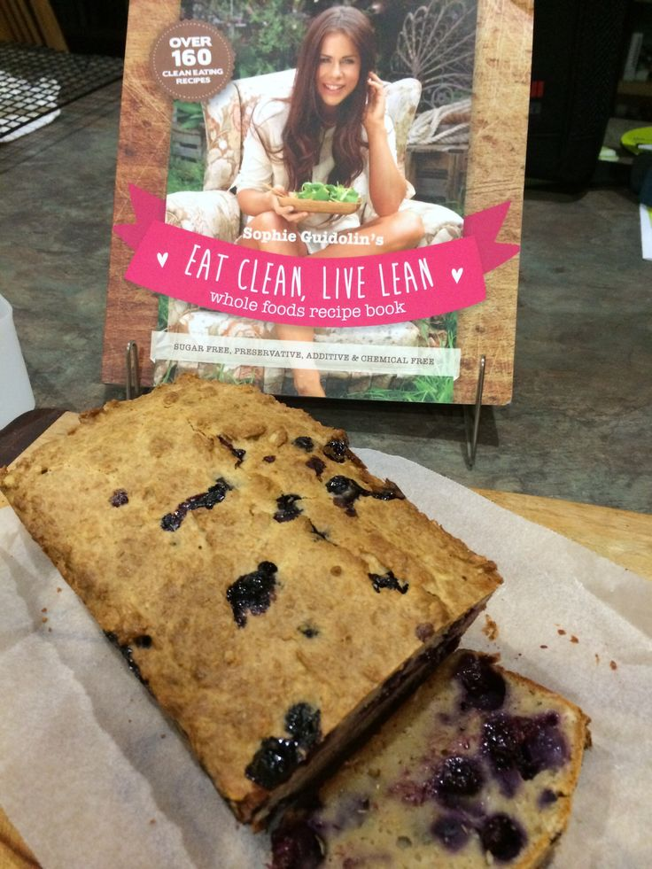 Eat Clean Live Lean Whole Foods Recipe Book