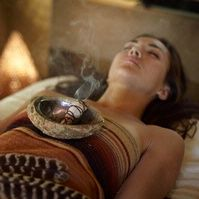 A powerfully synergistic relaxation ceremony designed by a naturopathic physician and offered no where else on Earth but Miraval.  The ceremony combines the shamanic drumming of Native Americans, acupuncture, Reiki and Reflexology to induce a profoundly calm and deeply relaxed state of both mind and body.  Sounds like something that would benefit the entire human race!