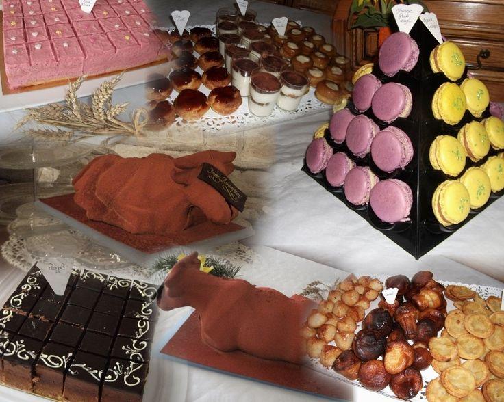 Des Desserts pour un buffet