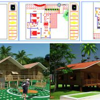 Designing tourism buildings