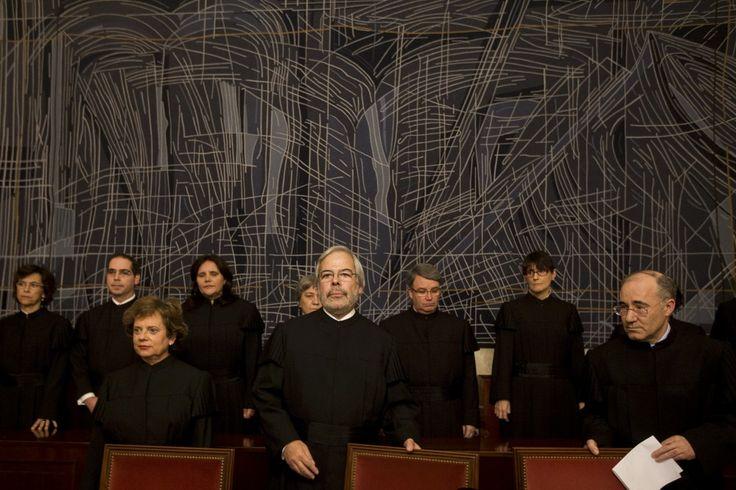 Eduardo Batarda - O que é que está por detrás dos juízes?