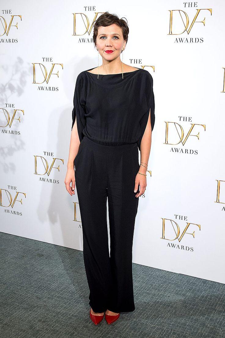 Maggie Gyllenhaal y la sofisticaci�n pura