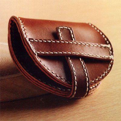 выкройка кошелечка для монет