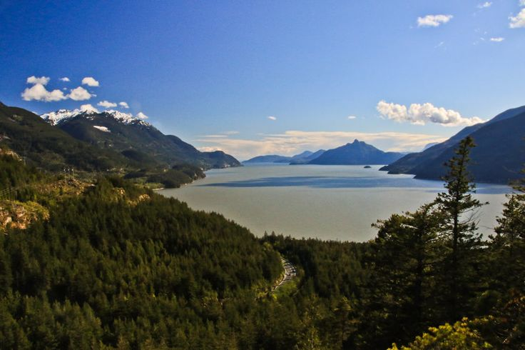 Take a road trip out to Squamish to discover one of BC's hidden gems – Murrin Provincial Park. The area is a playground for outdoor enthusiasts, with lots of places to climb, hike, or set up a picnic.