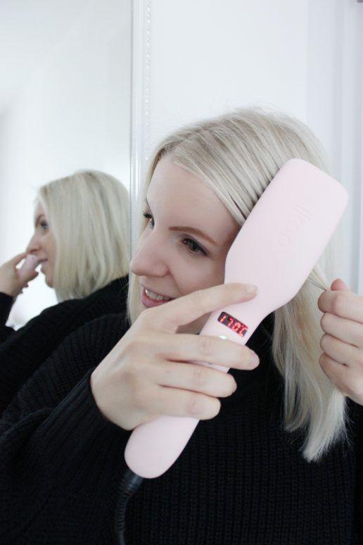Schnell Schonend Glatte Haare Der Ikoo E Styler Im Test