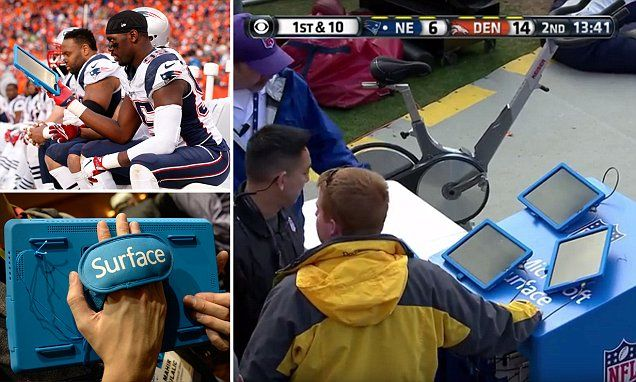 Tablets crashed at Super Bowl playoffs and left Patriots baffled #DailyMail | These are some of the stories. See the rest @ http://twodaysnewstand.weebly.com/mail-onlinecom or Video's @ http://www.dailymail.co.uk/video/index.html