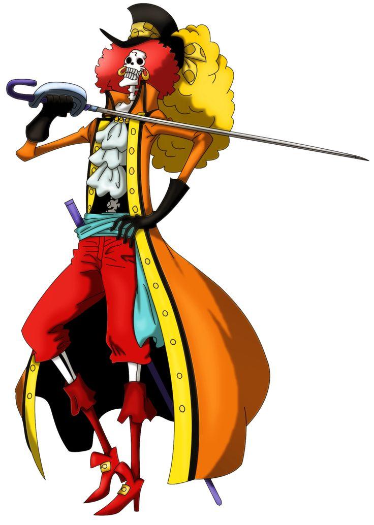 One Piece Film Z: Brook by PhantomRed17