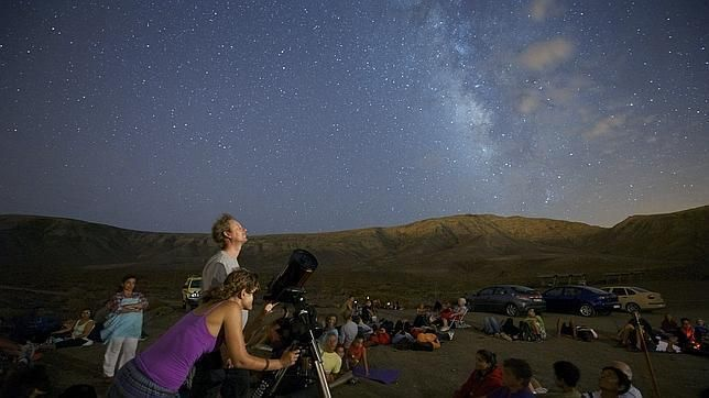 La lluvia de estrellas de hoy se verá en España «con suerte» antes del amanecer