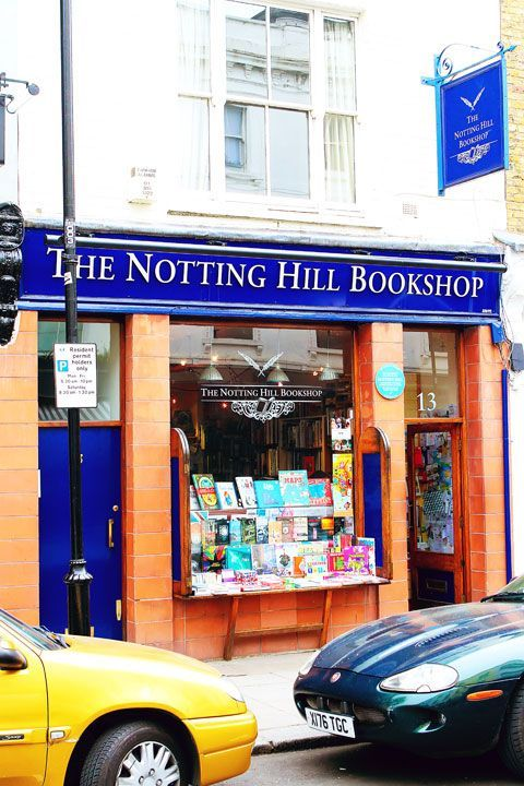 Notting Hill, London. Tips for planning the perfect day in London.
