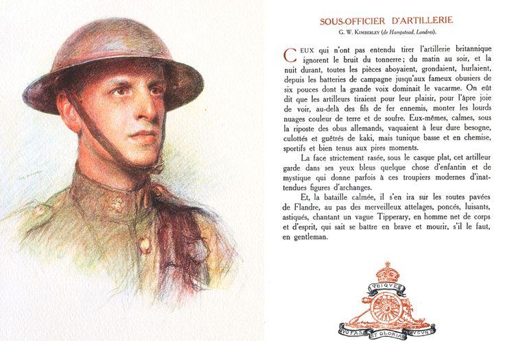 British Artilleryman