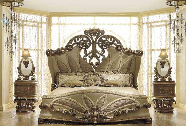 Спальни Riva mobili d\'arte srl в стиле барокко
