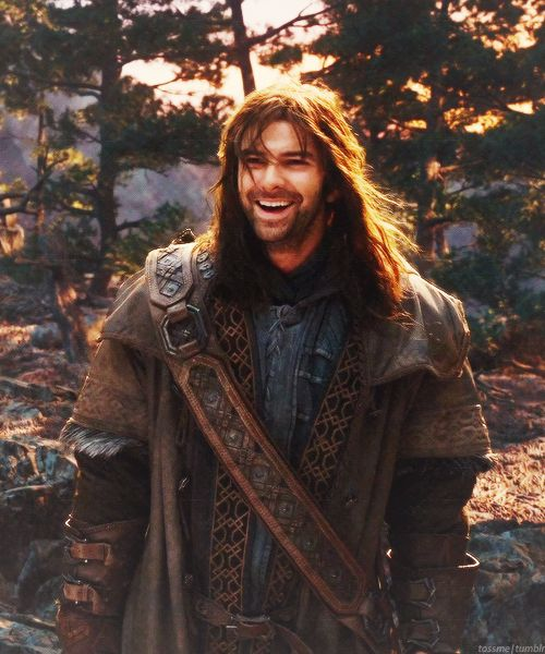 tauriel's smile | Tumblr