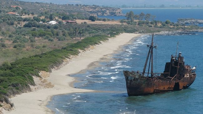 Greece - Eerie Abandoned Islands (PHOTOS) - weather.com