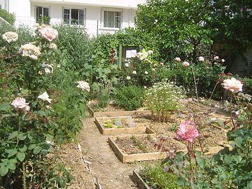 Jardin communautaire — Wikipédia